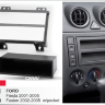 Рамка CARAV 11-049: 1 DIN / 182 x 53 mm / FORD Fiesta 2001-2005; Fusion 2002-2005